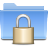 Places-folder-locked icon