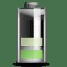 Status-battery-040 icon