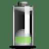Status-battery-caution icon