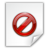 Status-image-missing icon