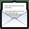Status-mail-read icon