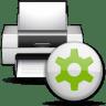 Status-printer-printing icon
