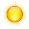 Status-weather-clear icon