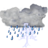 Status-weather-storm icon