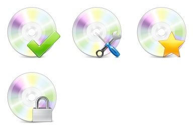 Easy Disk Icons