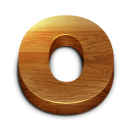 wood opera icon