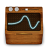 Wood-monitoring icon