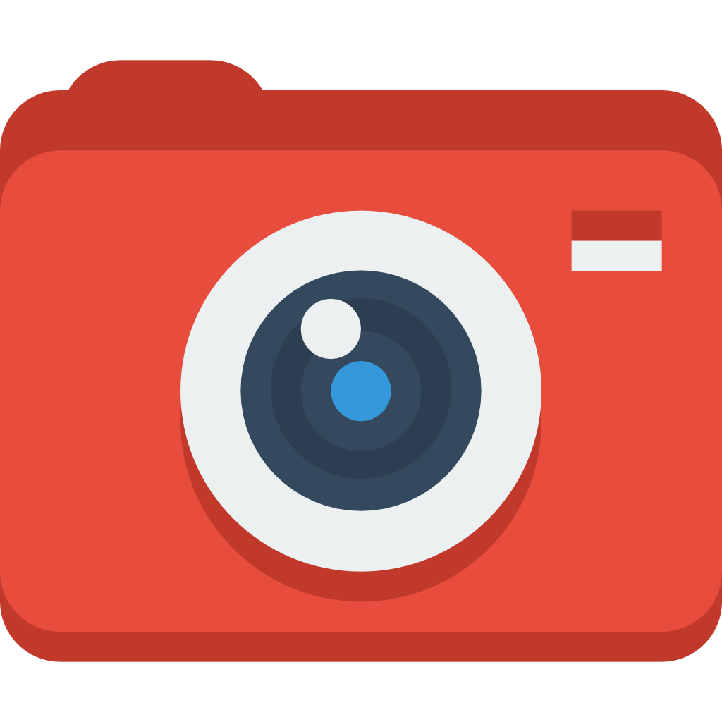 Device camera Icon | Small & Flat Iconset | paomedia