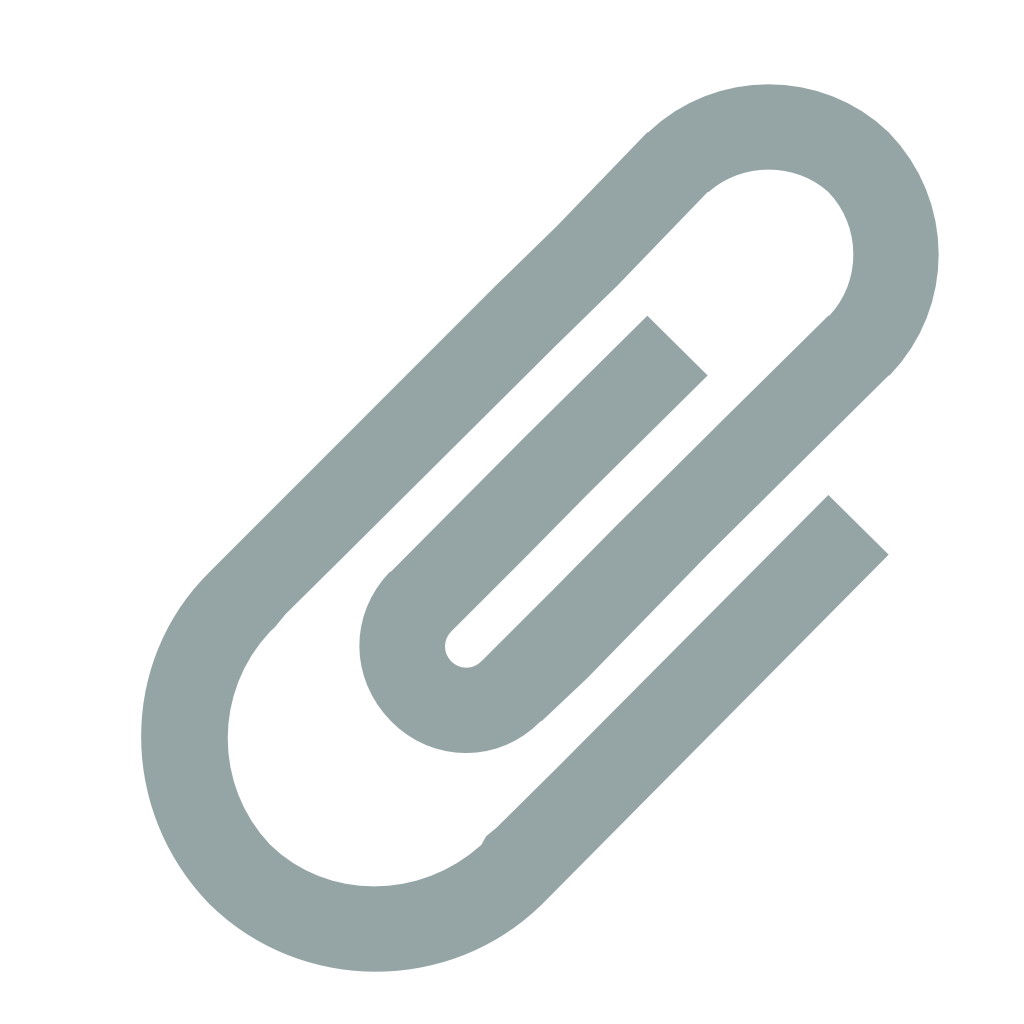 paperclip icon png - photo #1