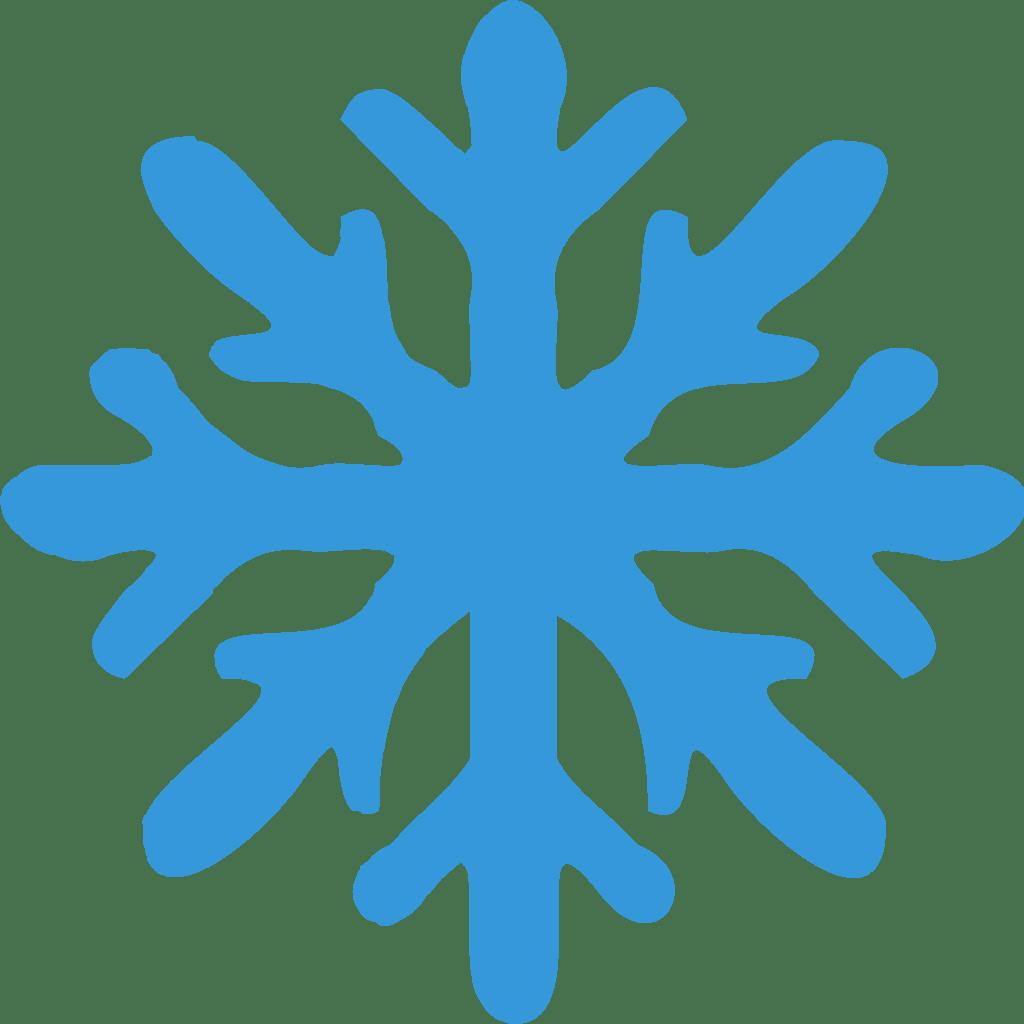 Snow flake Icon | Small & Flat Iconset | paomedia