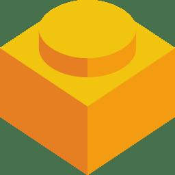 Brick alt icon