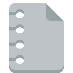 file note icon