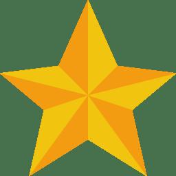 Star alt icon