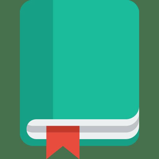 Book-bookmark icon