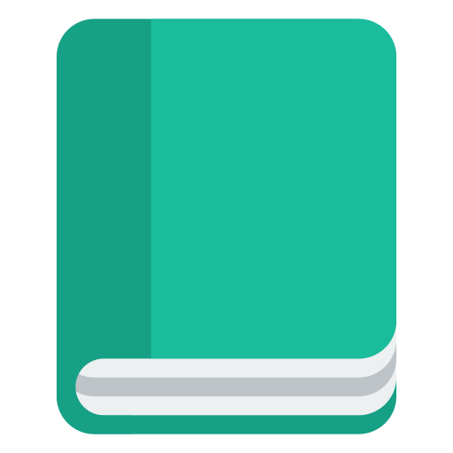 Book Icon Small Flat Iconset Paomedia
