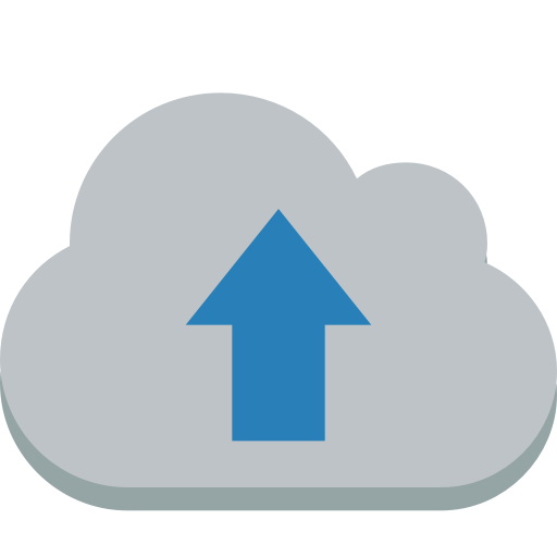 Cloud-up icon