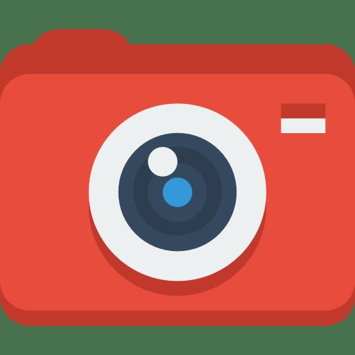Device camera Icon | Small & Flat Iconset | paomedia