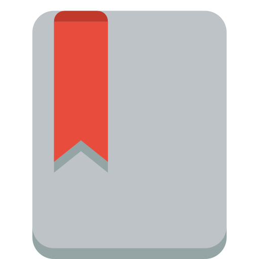 File-bookmark icon