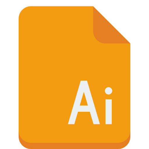 File-illustrator icon