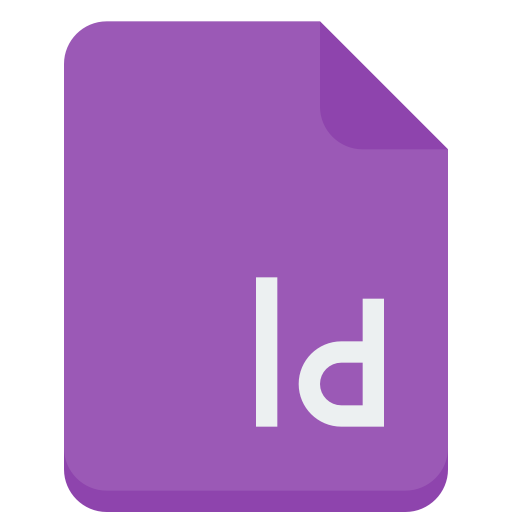 File indesign icon