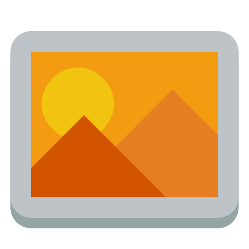 File picture Icon | Small & Flat Iconset | paomedia