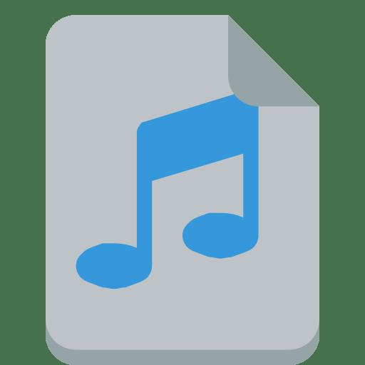 File-sound icon