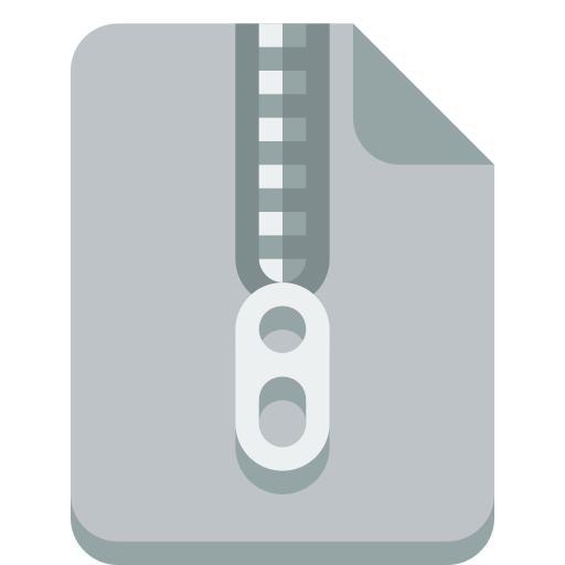 File-zip icon