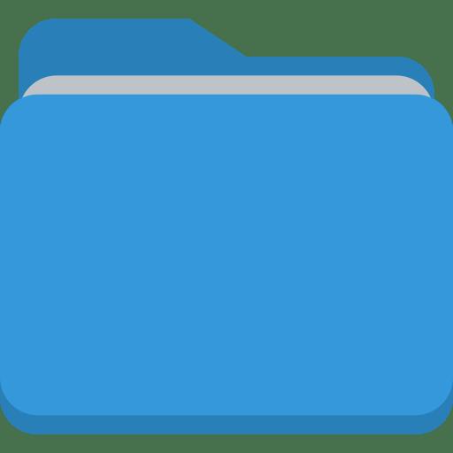 Folder Icon | Small & Flat Iconset | paomedia