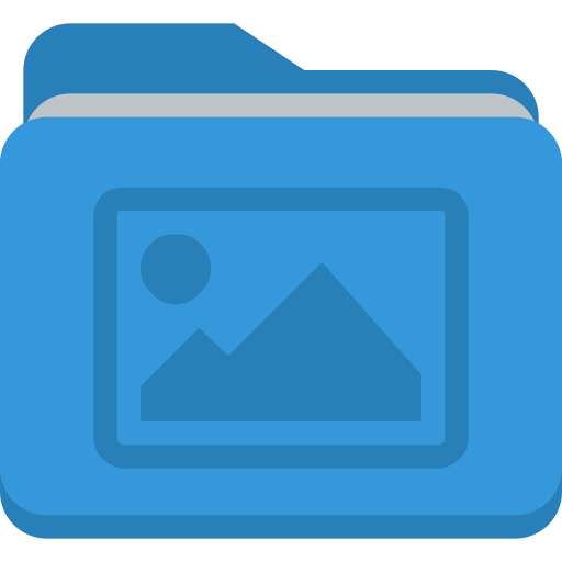 Folder-picture icon