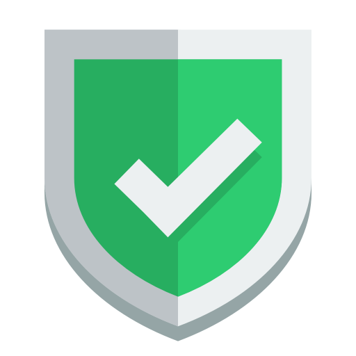 Shield-ok icon