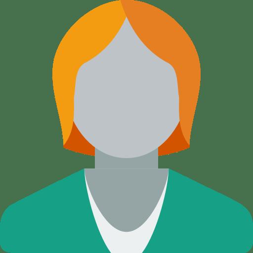 User-female-alt icon