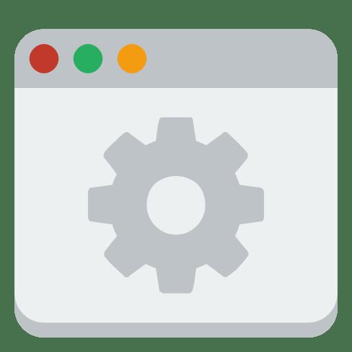 Window-system icon