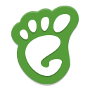 Desktop environment gnome icon