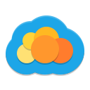 Mail.ru cloud icon