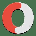Opera beta icon