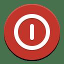 system shutdown icon