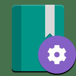 Calibre ebook edit icon