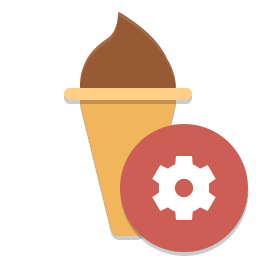 Chocolate doom setup icon