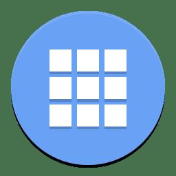 Chromium app list icon