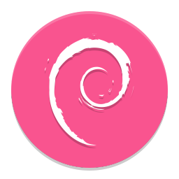 Distributor logo debian icon