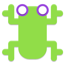 Frogr icon