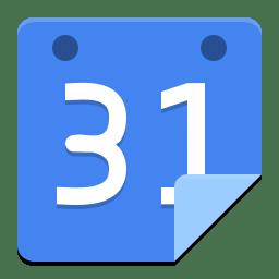Google agenda icon