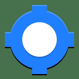 gps icon papirus apps iconset papirus development team