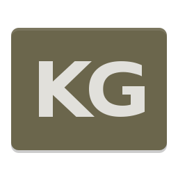 Kanagram icon