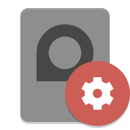 Partitionmanager icon