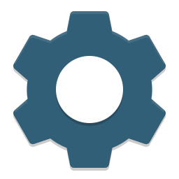 Preferences activities icon