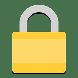 Preferences desktop user password icon