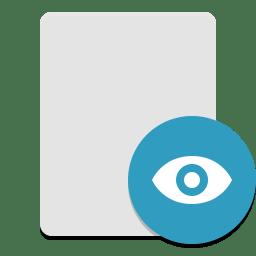 Qpdfview icon