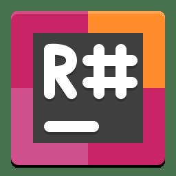 Resharper icon