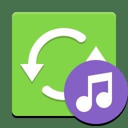 Soundkonverter icon